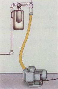 5 suszenie instalacji przy uzyciu dmuchawy